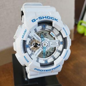 G-Shock Anti-Mag Ana/Digi Watch - GA-110SN-7A